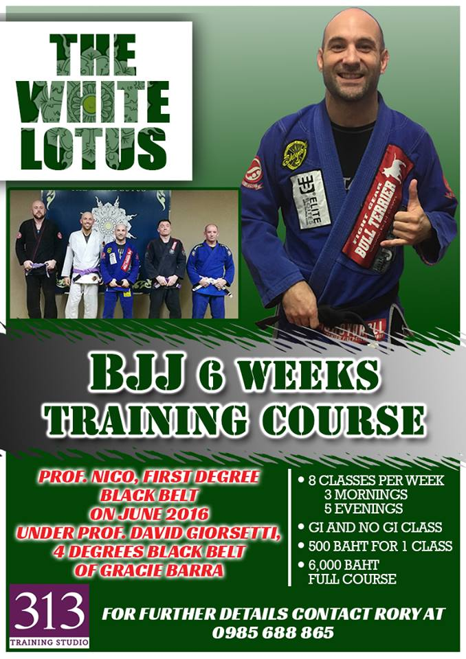 Pattaya 6 week training camp bjjasia details publicscrutiny Image collections