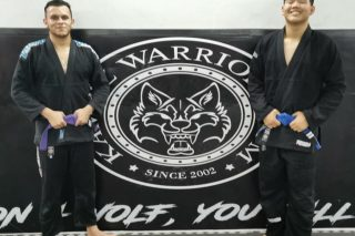 Kambiz Warriors Gym bjj