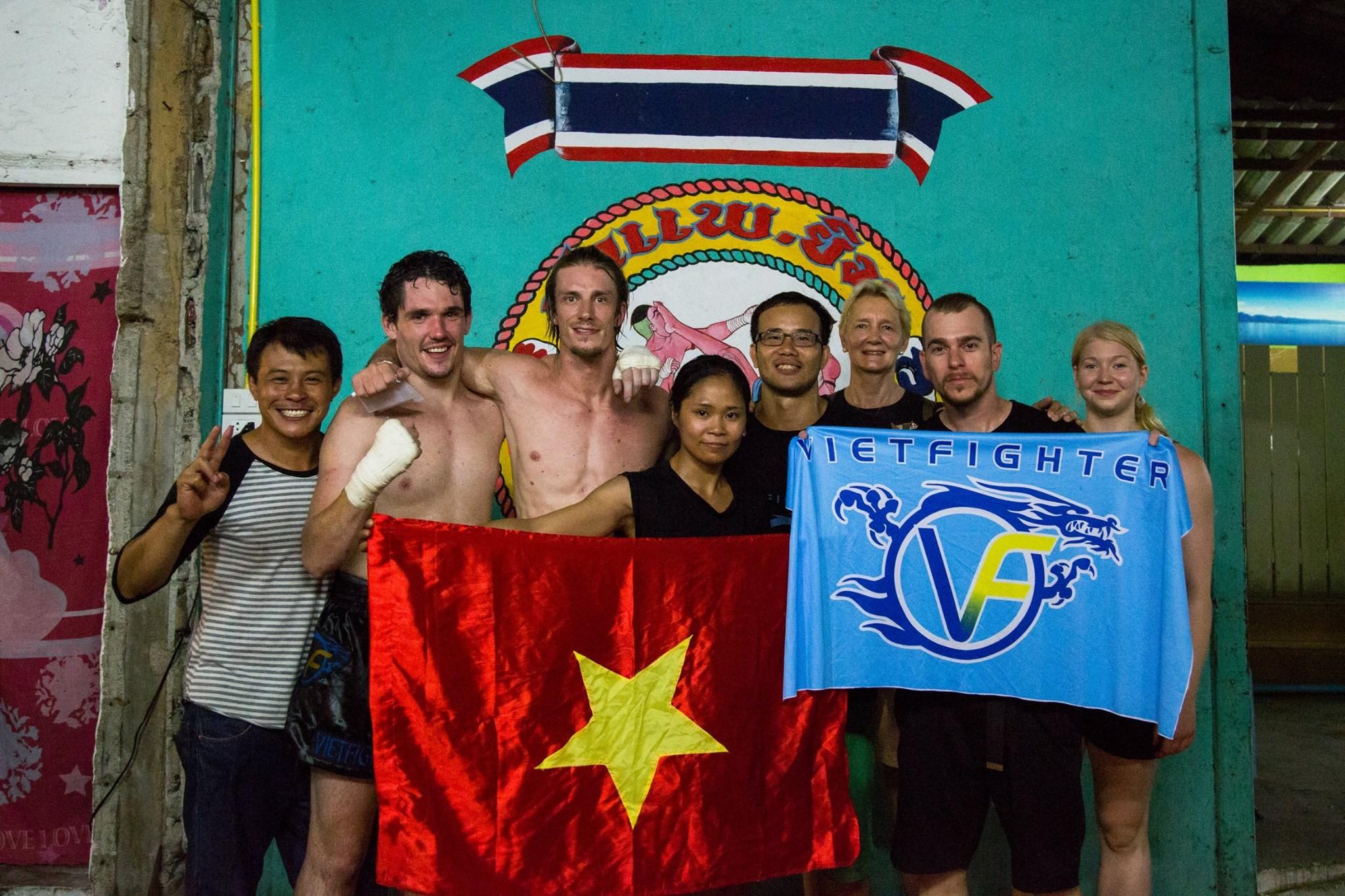 Vietfighter Gym