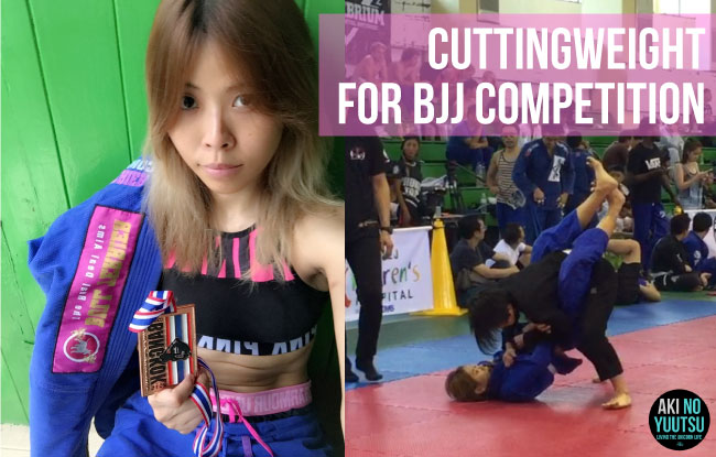 Cutting Weight for BJJ Competitions