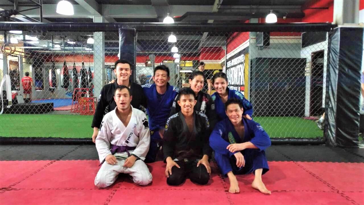 Submission SportBJJ – Ultimate FitnessMetrowalk Manila