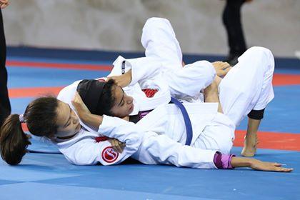 Thai youth team excels at Ju Jitsu World Championships