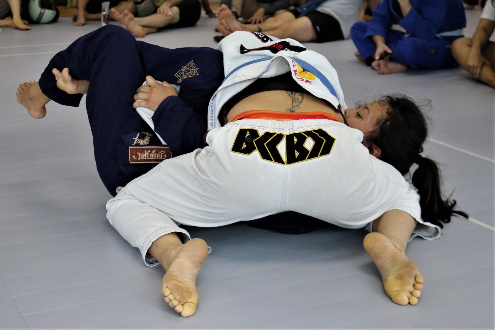 Bangkok BJJ competition