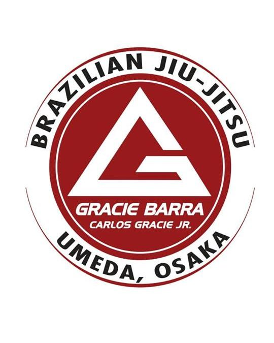 Gracie Barra Osaka
