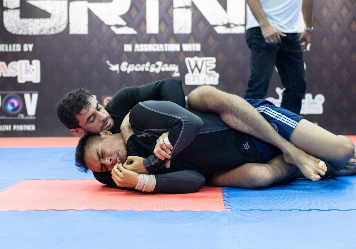 GRIND 3 Pro-Grappling Recap and Results - BJJASIA