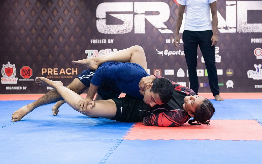 GRIND 3 Pro-Grappling Recap and Results