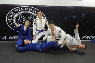 Kambiz Warriors Gym bjj