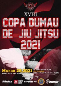 ASJJF XVIII Copa Dumau De Jiu-Jitsu 2021