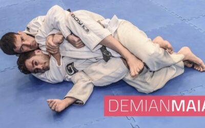 The History of Ju-Jitsu by Demian Maia