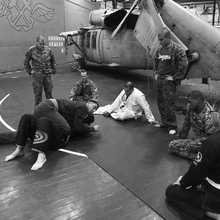 Marine Corp Jiu-Jitsu