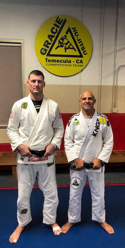 Micheal Cates & Rodrigo Guimaraes