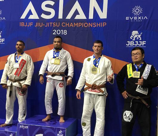 Asian Open 2018